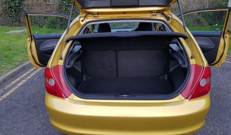 Used Honda Civic 2002 full